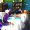 Penyerahan GEBRAK Mahasiswi D-III Kebidanan di PKM Tanjungharjo