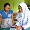 Penyuluhan : Pemberian Pengetahuan Tentang Persiapan Persalinan pada Ibu Hamil oleh Mahasiswa Kampus Ungu
